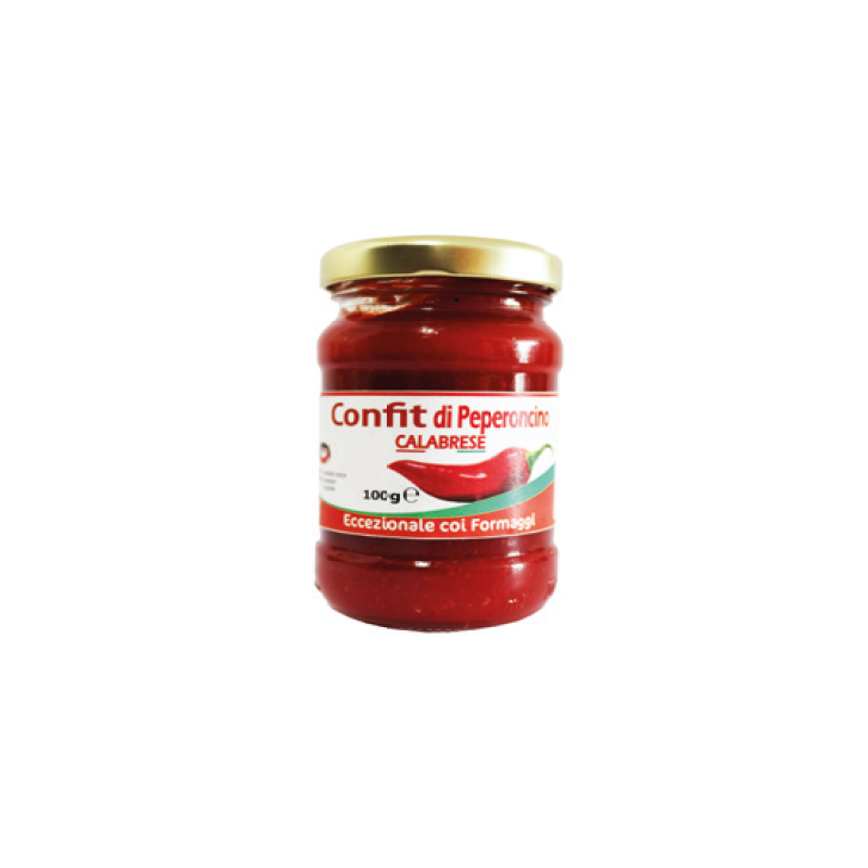 Confit dolce di peperoncino di Calabria Prodoti Tipici Calabresi Bottega Lombardo Srl
