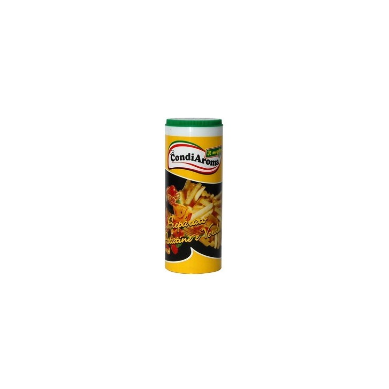 Preparato per patatine e verdure - prodotti tipici calabresi - bottega lombardo srl