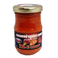 Crema di peperoncino piccantissima Habanero Orange Prodoti Tipici Calabresi Bottega Lombardo Srl