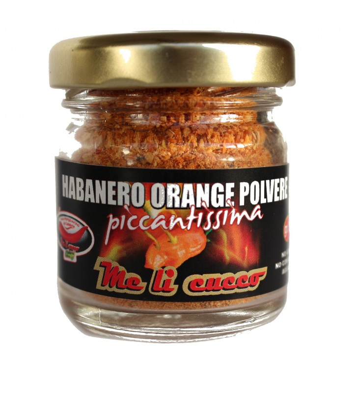 Peperoncino Habanero Orange 15g (vasetto)