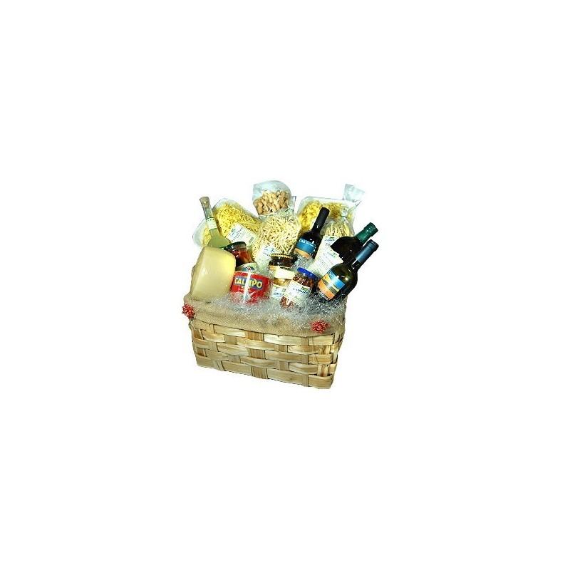 """cesta natalizia """"prodotti tipici calabresi"""""""