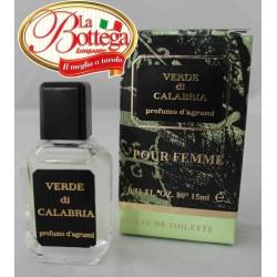 Profumo Verde di Calabria pour famme