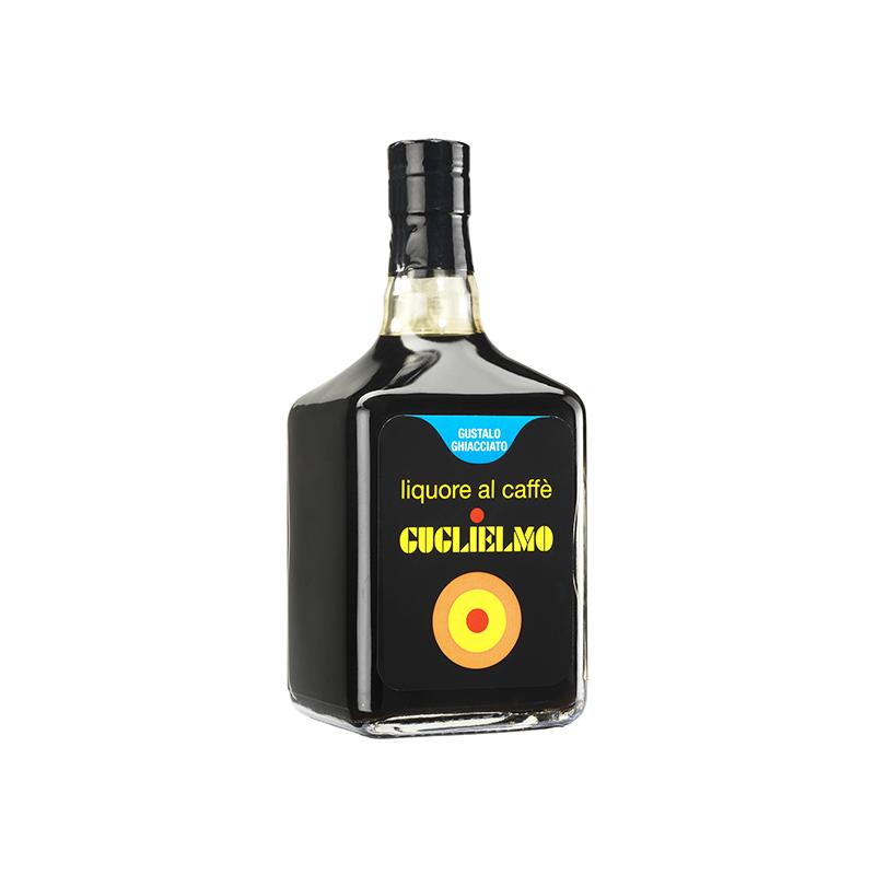 Liquore al Caffè Guglielmo - prodotti tipici calabresi - bottega lombardo srl