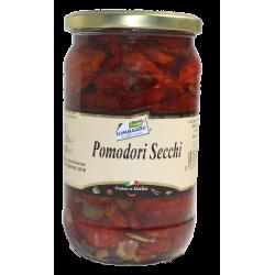 Pomodori secchi sott'olio Prodoti Tipici Calabresi Bottega Lombardo Srl