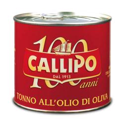 Tonno in olio d'oliva gusto da re lattina gr. 620 Prodoti Tipici Calabresi Bottega Lombardo Srl