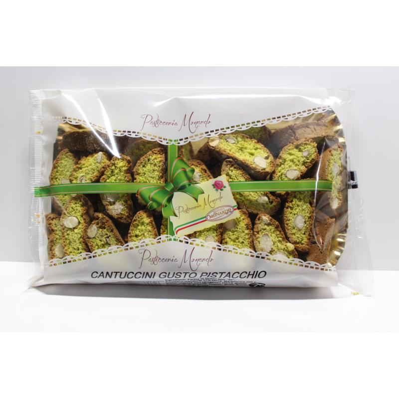 Cantucci al pistacchio - prodotti tipici calabresi - bottega lombardo srl