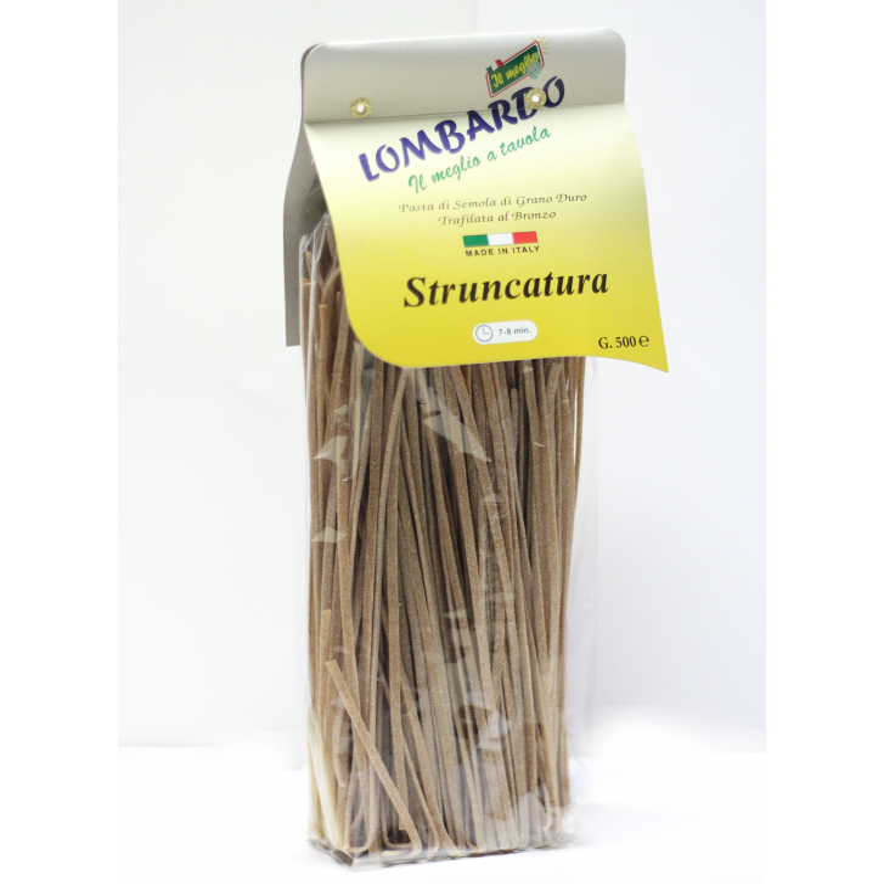 Pasta secca Stroncatura 500 g Prodoti Tipici Calabresi Bottega Lombardo Srl