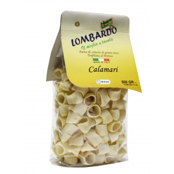 Pasta Secca Calamari Calabresi 500 g Prodoti Tipici Calabresi Bottega Lombardo Srl