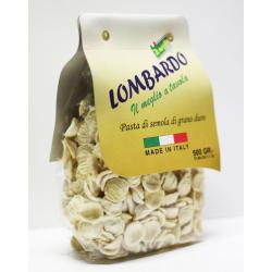 Pasta secca Orecchiette Artigianali 500 g Prodoti Tipici Calabresi Bottega Lombardo Srl
