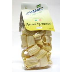Pasta secca Paccheri Calabresi 500 g Prodoti Tipici Calabresi Bottega Lombardo Srl