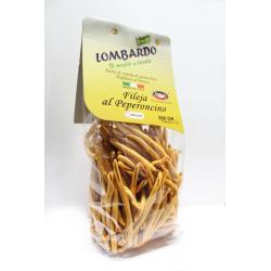 Fileja al Peperoncino 500g Prodoti Tipici Calabresi Bottega Lombardo Srl