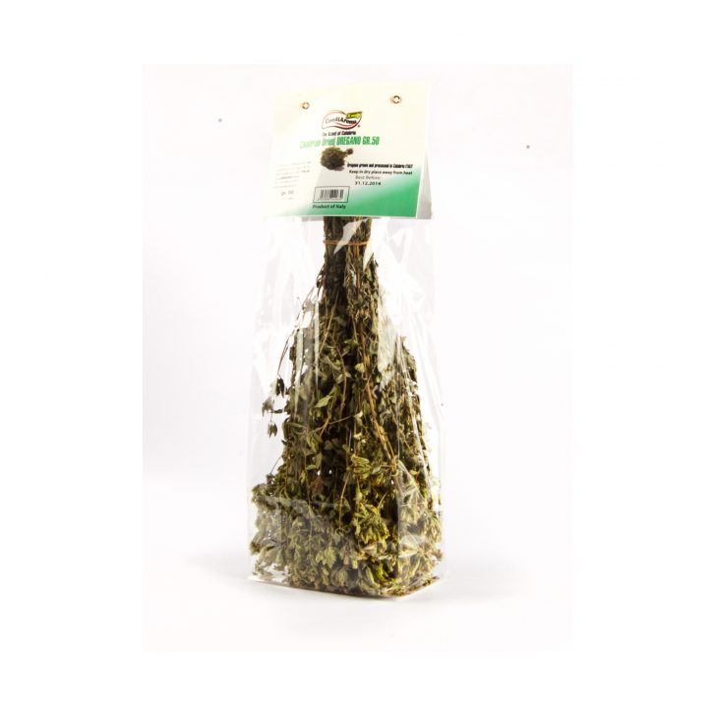 Origano Calabrese a mazzetto 50 g - prodotti tipici calabresi - bottega lombardo srl