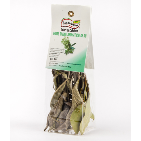 Misto erbe aromatiche Calabresi 10 g