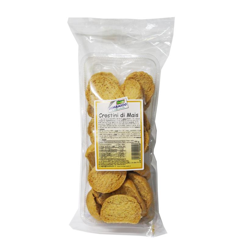 Crostini di mais - prodotti tipici calabresi - bottega lombardo srl