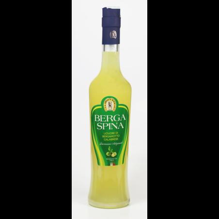 Berga Spina Liquore di Bergamotto Calabrese 50 cl La Spina Santa