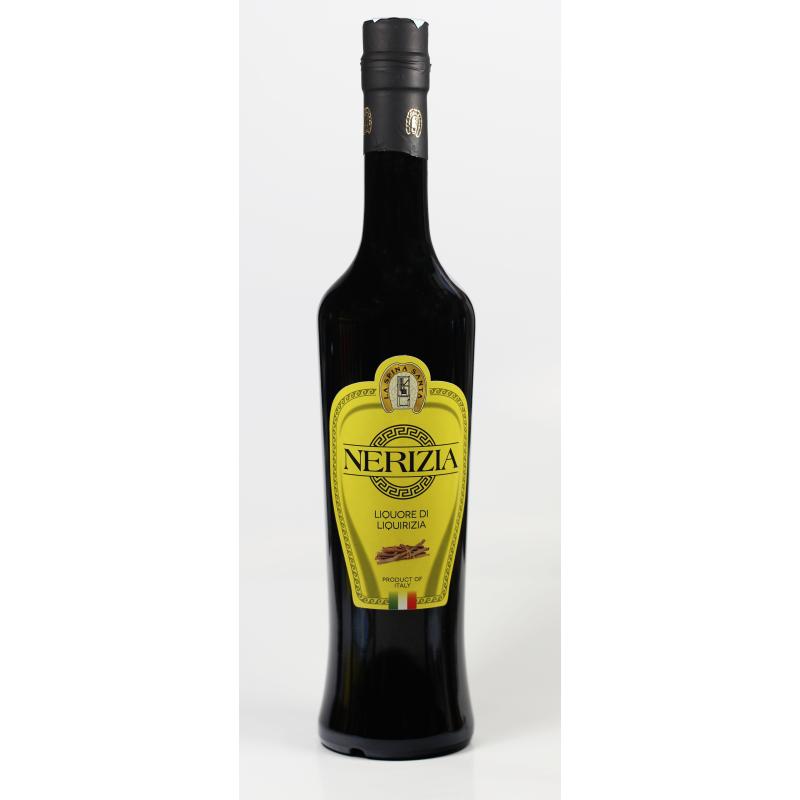 Nerizia Liquore alla Liquirizia 50 cl La Spina Santa - prodotti tipici calabresi - bottega lombardo srl