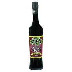Mirto, liquore al Mirto La Spina Santa Prodoti Tipici Calabresi Bottega Lombardo Srl