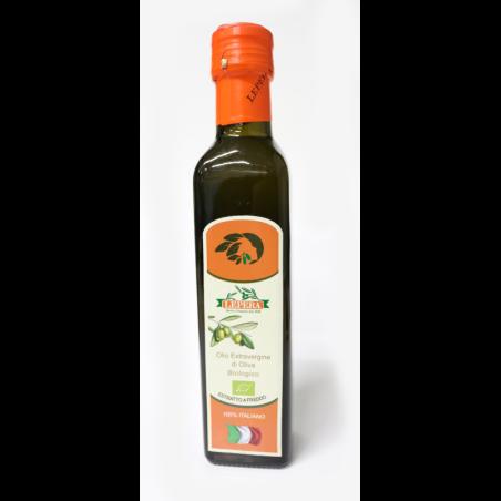 Olio extra vergine di oliva bio 250 ml La Pera