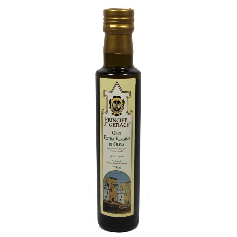 Olio extra vergine di oliva bio 250 ml