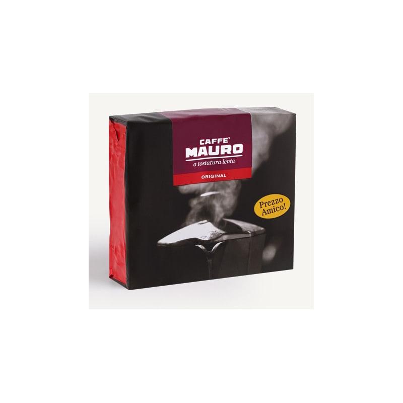 Caffè mauro original a tostatura lenta macinato 250 g x 2 Prodoti Tipici Calabresi Bottega Lombardo Srl