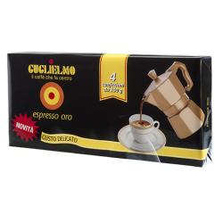 Caffè guglielmo espresso oro 250 g x 4 Prodoti Tipici Calabresi Bottega Lombardo Srl