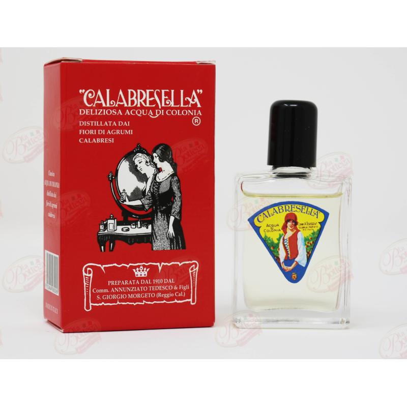 Profumo Calabresella acqua di colonia Tedesco 15 ml - prodotti tipici calabresi - bottega lombardo srl