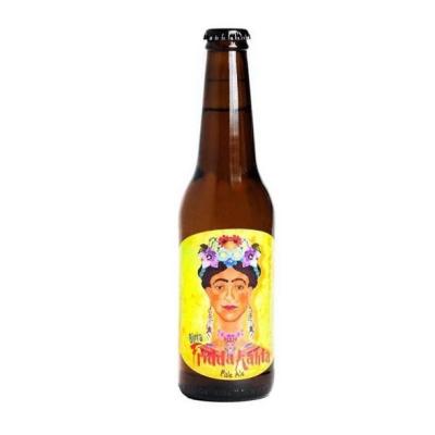 Birra Calabrese Fridda Kahla PAL ALE 33 cl Prodoti Tipici Calabresi Bottega Lombardo Srl