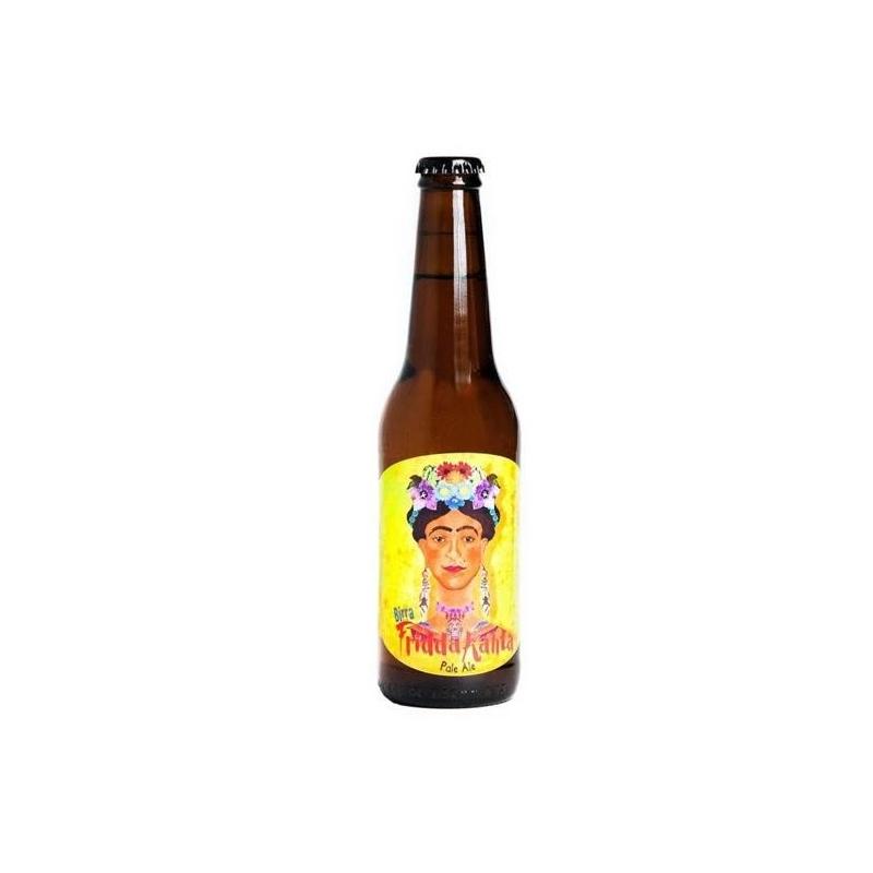 Birra Calabrese Fridda Kahla PAL ALE 33 cl - prodotti tipici calabresi - bottega lombardo srl