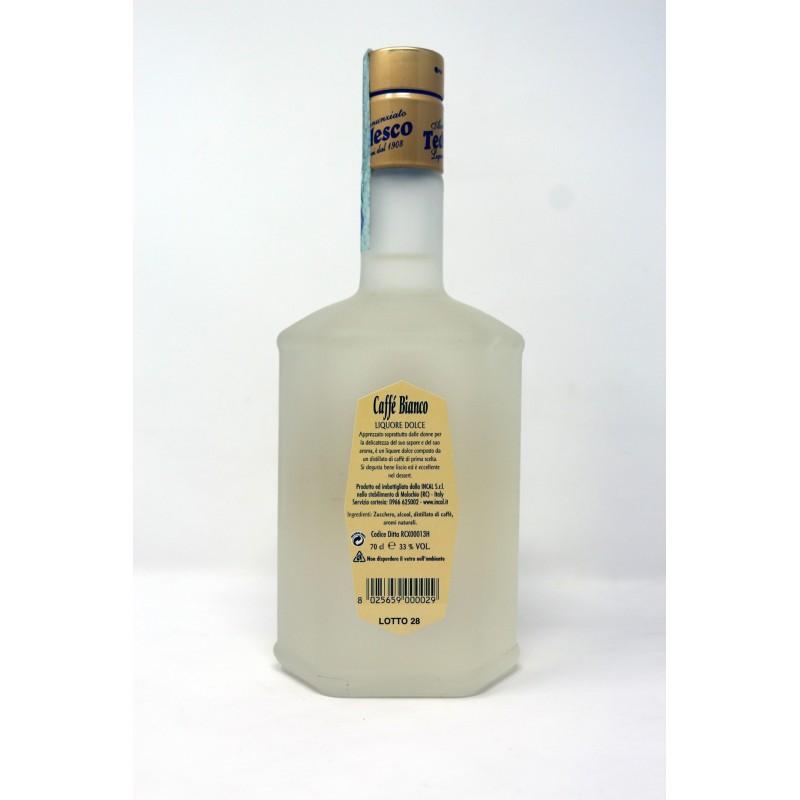 Caffe' Bianco - Liquore Dolce - Annunziato Tedesco - tipico di Calabria dal 1918 70 cl 33% vol. Prodoti Tipici Calabresi Bott...