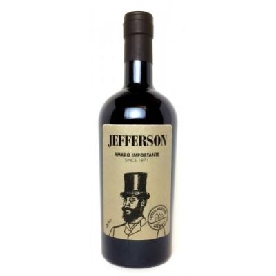 Liquore Jefferson 1871 Vecchio Magazzino Doganale 70 cl 30 % vol Prodoti Tipici Calabresi Bottega Lombardo Srl