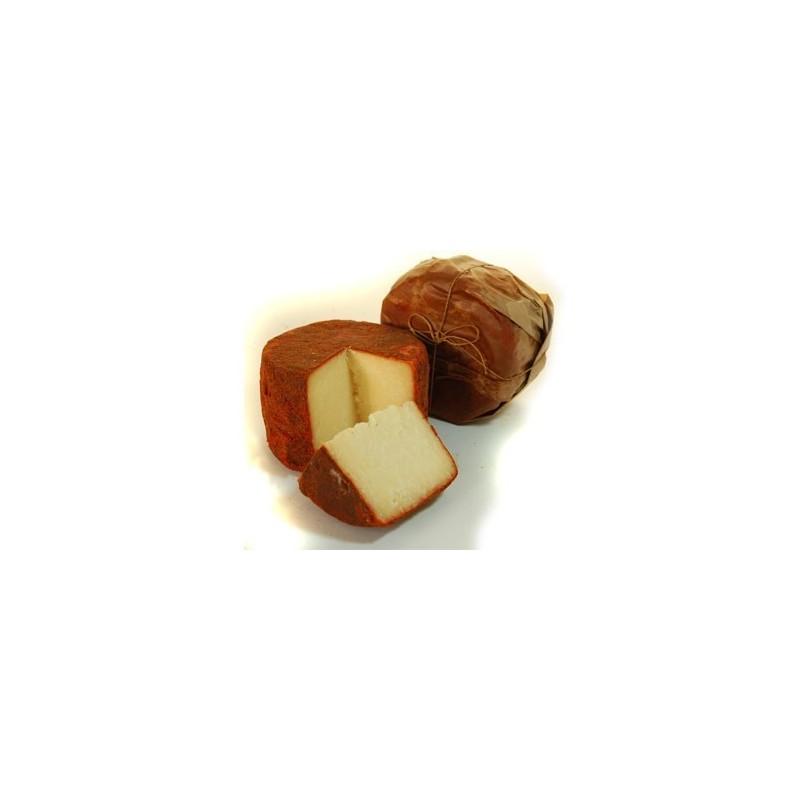 """Formaggio stagionato ricoperto di peperoncino """"Bel Monte"""" - prodotti tipici calabresi - bottega lombardo srl"""