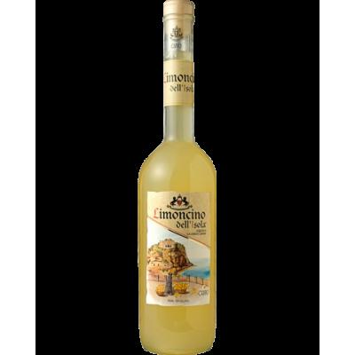 Limoncino dell'Isola liquore ai limoni calabresi - 30% vol Prodoti Tipici Calabresi Bottega Lombardo Srl