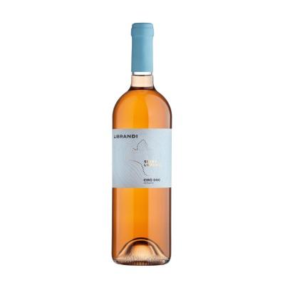 Vino Cirò DOC Rosato Classico Librandi Bottiglia da 75 cl Prodoti Tipici Calabresi Bottega Lombardo Srl