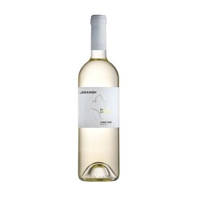 Vino Cirò DOC Bianco Classico Librandi Bottiglia da 75 cl Prodoti Tipici Calabresi Bottega Lombardo Srl