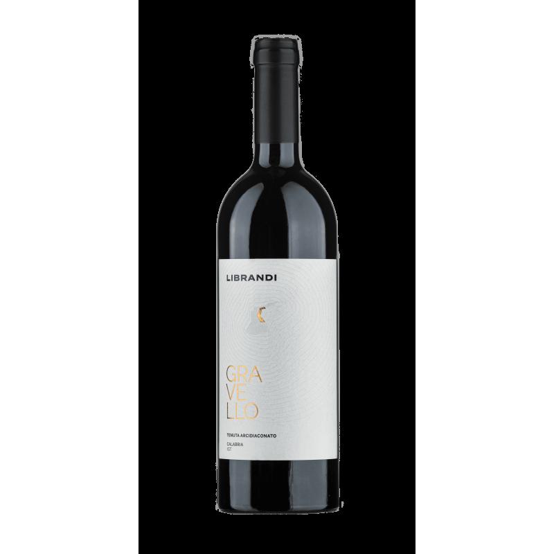 Vino Gravello Rosso IGT Librandi Bottiglia da 75 cl Prodoti Tipici Calabresi Bottega Lombardo Srl