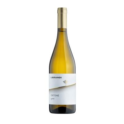 Vino Critone Val di Neto Bianco Librandi Bottiglia da 75 cl Prodoti Tipici Calabresi Bottega Lombardo Srl