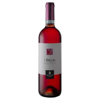 Vino I Gelsi Rosato IGT '19 Statti Bottiglia da 75 cl Prodoti Tipici Calabresi Bottega Lombardo Srl