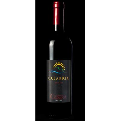 Vino Calabria Rosso IGT Crisera' Bottiglia da 75 cl Prodoti Tipici Calabresi Bottega Lombardo Srl