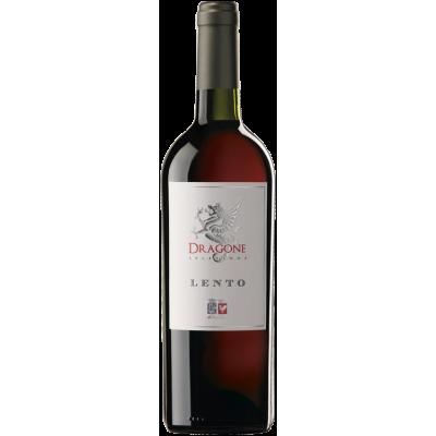 Vino Dragone Rosso IGT Cantine Lento Bottiglia da 75 cl Prodoti Tipici Calabresi Bottega Lombardo Srl