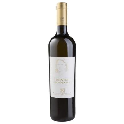 Vino Donna Giovanna Bianco Iuzzolini Bottiglia da 75 cl Prodoti Tipici Calabresi Bottega Lombardo Srl