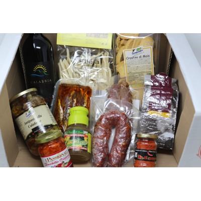 Box Prodotti Calabresi - Small Prodoti Tipici Calabresi Bottega Lombardo Srl